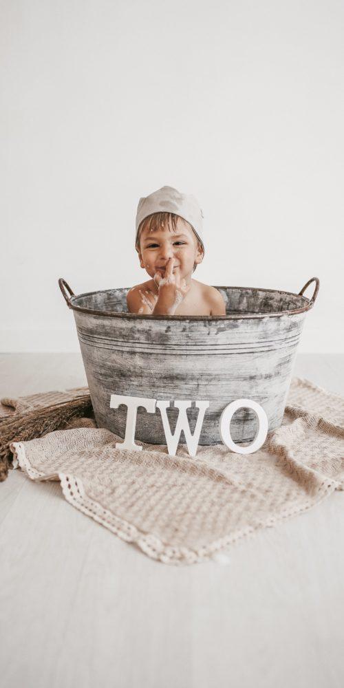 fotografo bambino compleanno