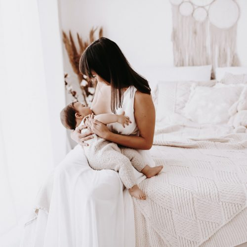 fotografo mamma allattamento