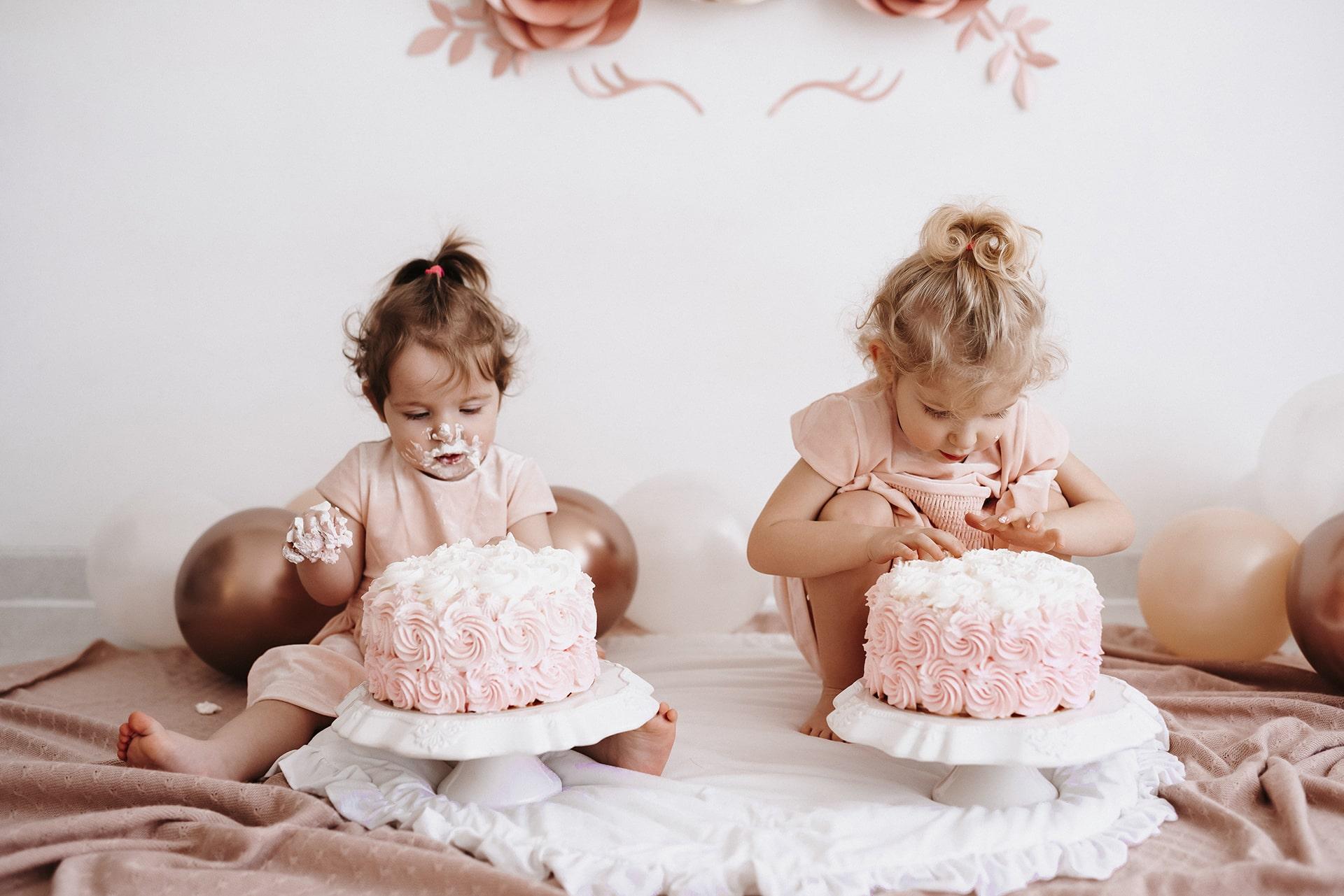 servizio fotografico compleanno torte